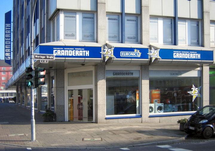 Granderath Elektro GmbH – Euronics Düsseldorf
