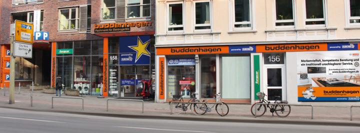Buddenhagen Handelsgesellschaft mbH & co. KG