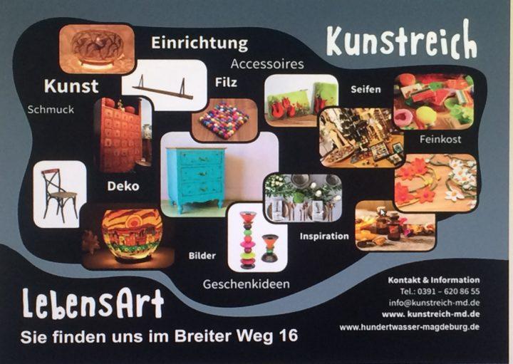 KUNSTREICH WohnArt, LebensArt & Touren