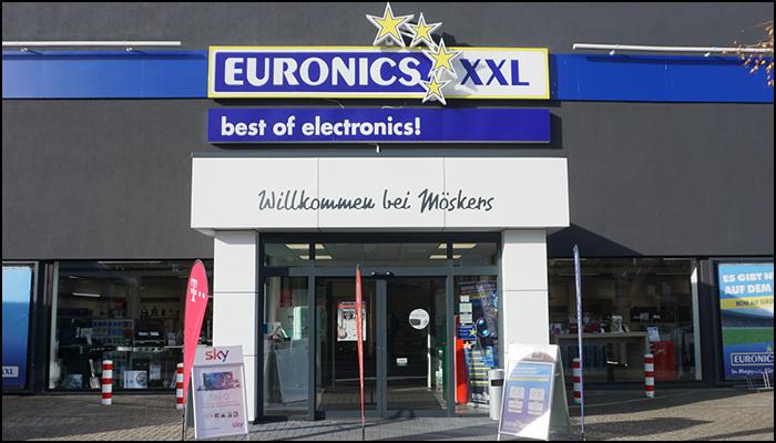 Euronics XXL Mösker